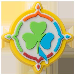 insigne PVC scout