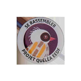 insigne métallique scout